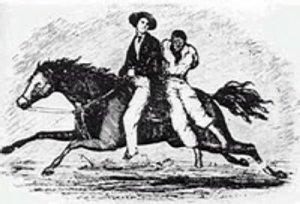 John Murrell Stealing a Slave