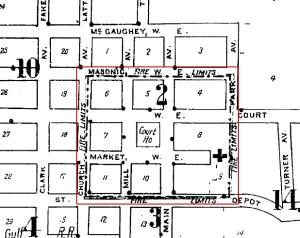 Court Square 1914