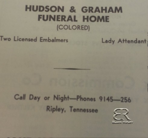 Hudson and Graham Funeral Home