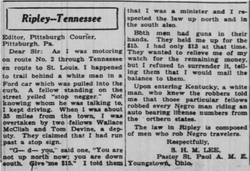 The Pittsburgh Courier 9 July 1932 page 10