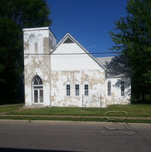 Then - Miles Chapel (2013)